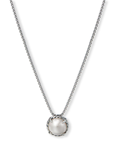 David Yurman Petite Chatelaine Pendant Necklace