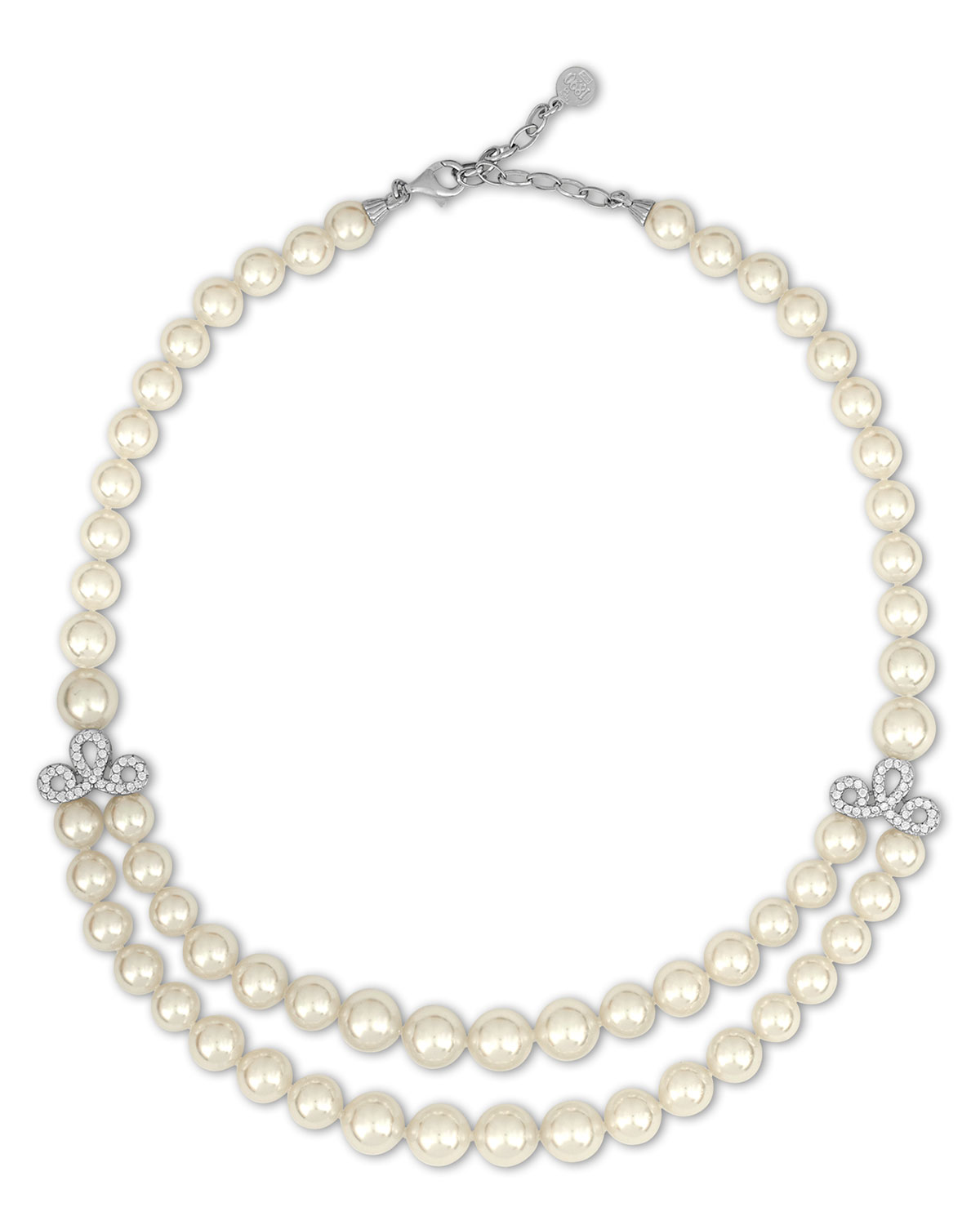 Majorica Pearl Strand Necklace, 60L