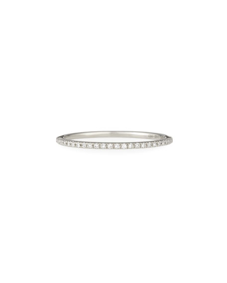 Diamond Eternity Stackable Ring
