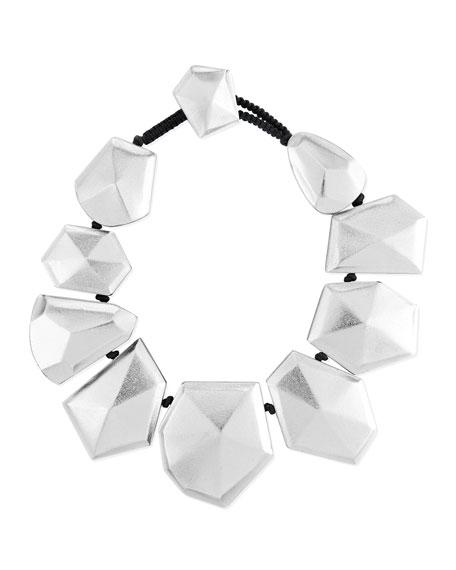 Faceted Foil Stardust Necklace