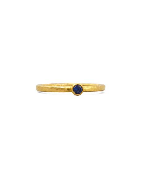 Gurhan Skittle Sapphire Ring