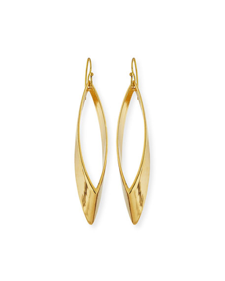Auden Talon 14K Gold-Plated Earrings