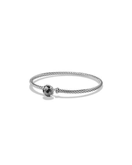 David Yurman Chatelaine Bracelet with Stone