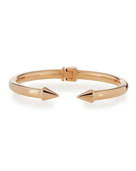 Vita Fede Mini Titan Bracelet, Rose Gold