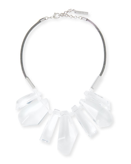 Lafayette 148 New York Prism Statement Necklace
