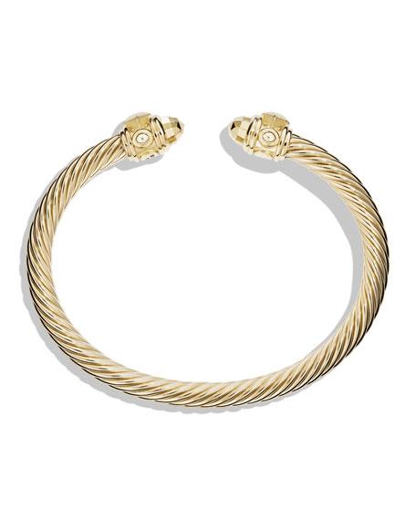 Renaissance Bracelet in 18k Yellow Gold