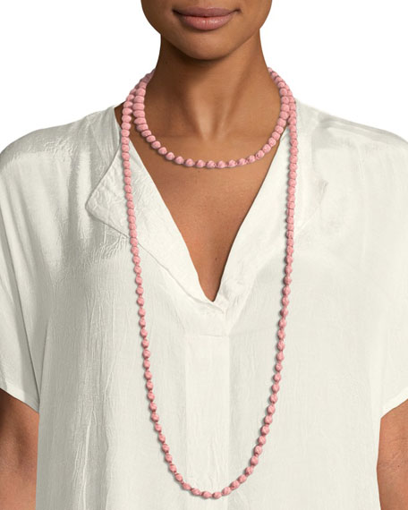 Adina Shantung Viscose Necklace
