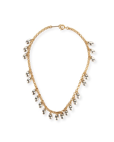 Etoile Isabel Marant Amer Plated Cowry Shell Necklace