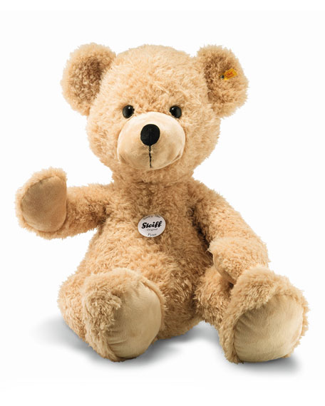 Fynn Large Stuffed Teddy Bear
