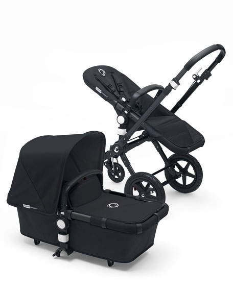 Cameleon³ Complete Stroller, Black
