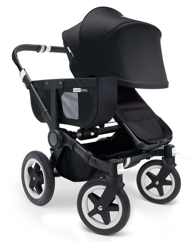 Donkey Mono Stroller, Black