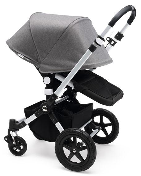 Cameleon³ Complete Stroller, Gray Melange