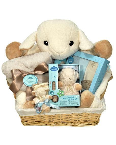 Cloud B Mommy & Baby Sleep Sheep Gift