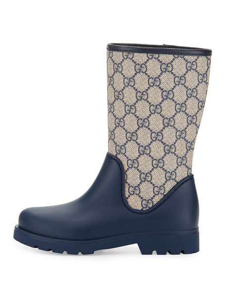 Rainy GG Rain Boot, Toddler Sizes 11-13