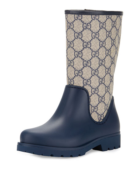 Rainy GG Rain Boot, Toddler