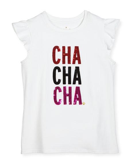 kate spade new york girls' cha cha cha