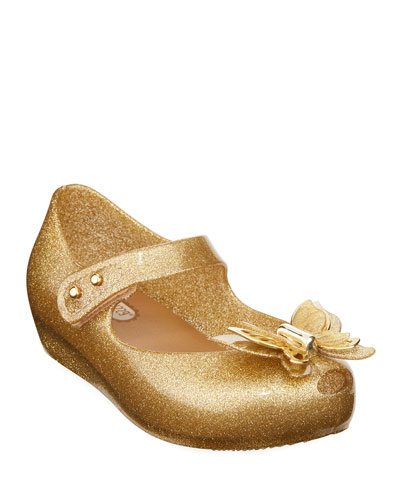 Butterfly Mary Jane Flat, Toddler