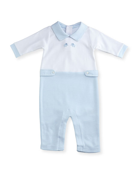 Kissy Kissy Scattered Petite Pals Coverall, Size 3-18
