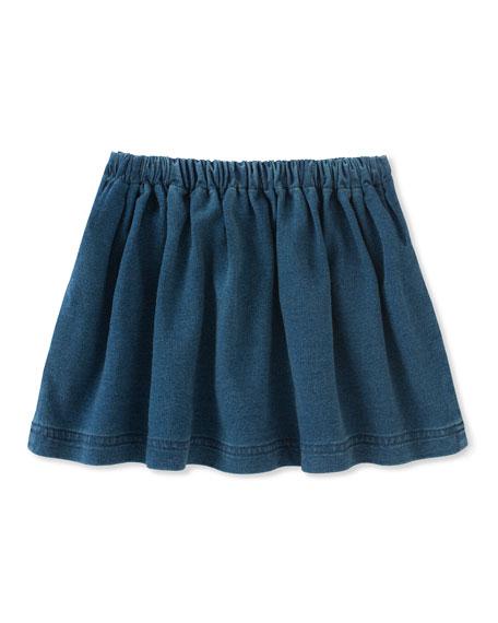 coreen striped skirt, size 7-14