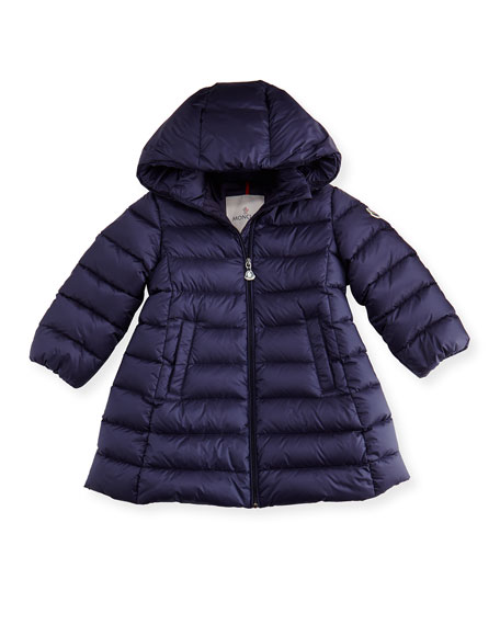 Moncler Majeure Quilted Puffer Jacket, Size 12M-3