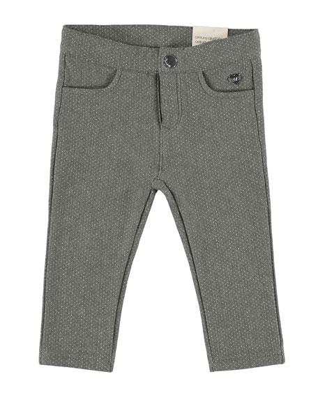 Plus Pin Dot Leggings, Size 6-36 Months