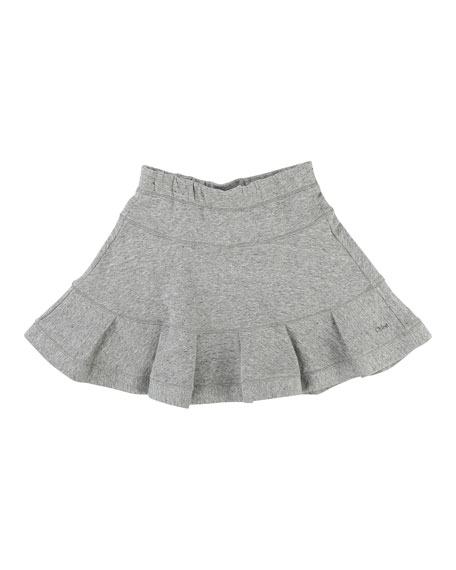 Chloe Girls' Flare Skirt, Size 6-10