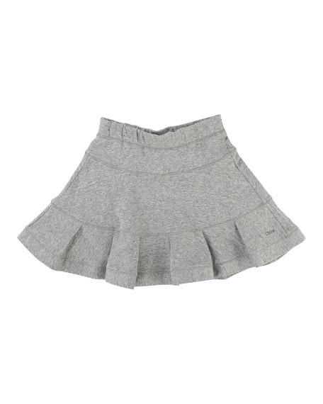 Girls' Flare Skirt, Size 4-5