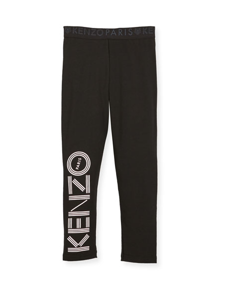 Kenzo Logo Leggings, Size 14-16 and Matching Items