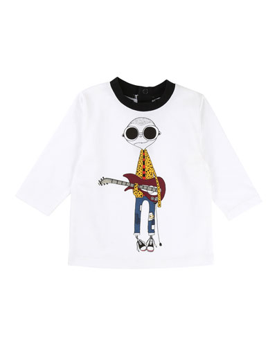 Mister Marc Essential Graphic Tee, Size 12-18 Months