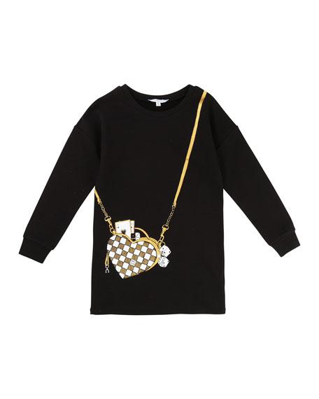 Little Marc Jacobs Essential Jersey Crossbody Trompe l'Oeil