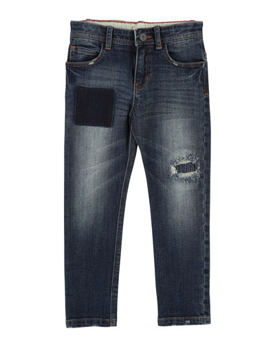 Cool Effects Denim Trousers  Size 6-10