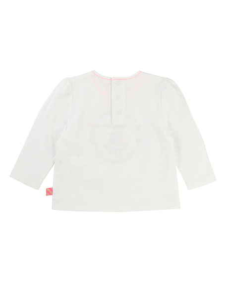 Rabbit Jersey T-Shirt, Size 12-18 Months