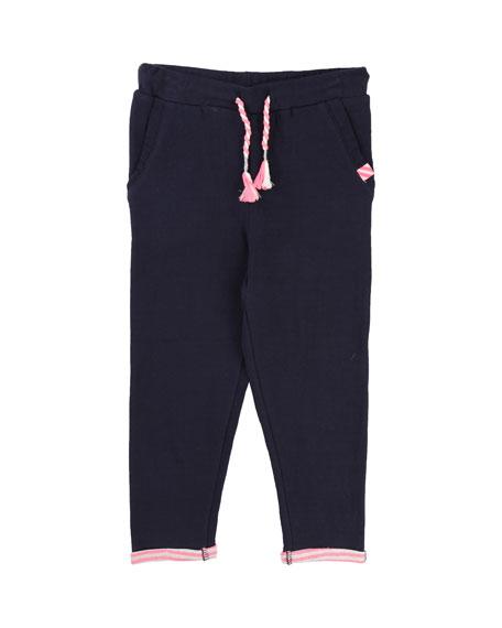Billieblush Jersey Tubic Sweatpants, Size 4-8