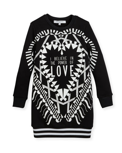 I Believe In The Power Of Love Dress, Size 6-10