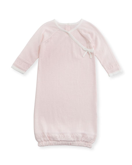 Angel Dear Take Me Home Cotton Pointelle-Knit Sleep