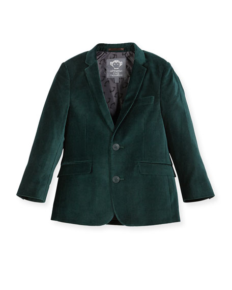 Appaman Velvet Blazer, Size 2T-14