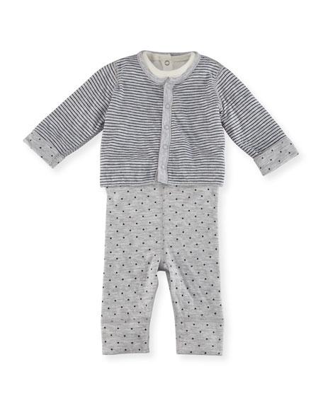 Stars & Stripes Layette Set, Size 1-18 Months