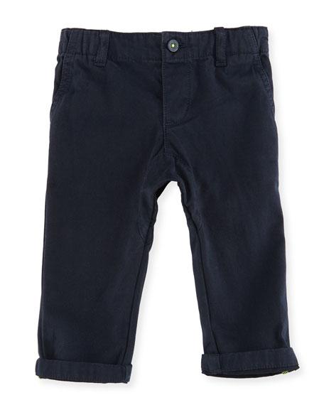 Boys' Elastic-Waist Pants, Size 2-3