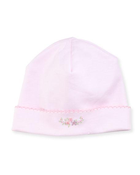 Kissy Kissy Belle Fleur Pima Baby Hat and