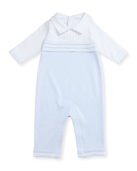 Kissy Kissy Fall Homecoming Coverall, Size 0-9 Months