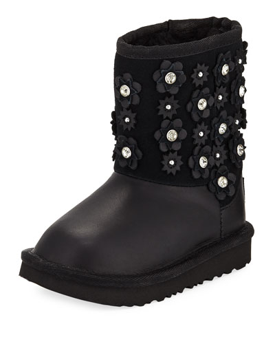 Classic Short II Petal Boot, Toddler
