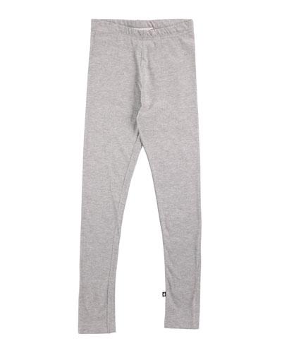 Niki Jersey Leggings, Size 3-14