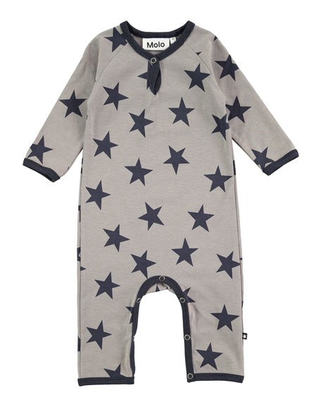 Molo Fleming Jersey Coverall, Size 3-12 Months