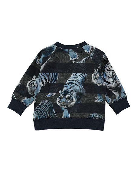 Long-Sleeve Sweatshirt, Size 12-24 Months