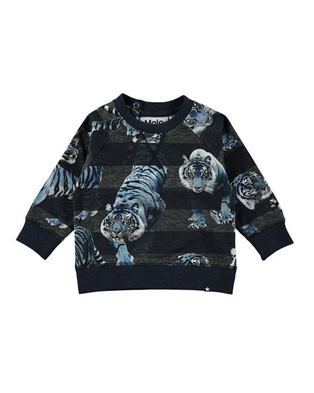 Molo Long-Sleeve Sweatshirt, Size 12-24 Months