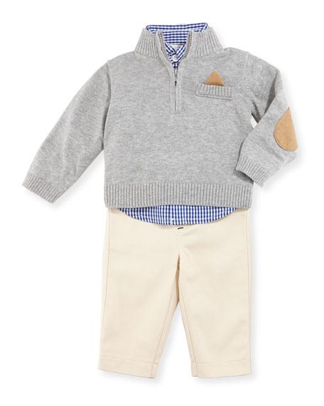 Sweater Layette Set, Size 9-24 Months
