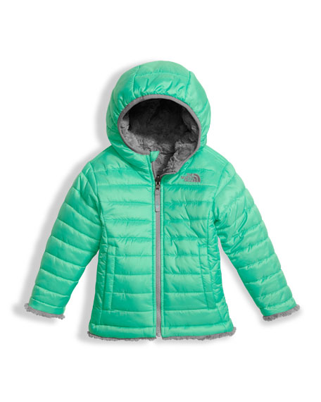 The North Face Reversible Mossbud Swirl Jacket, Size