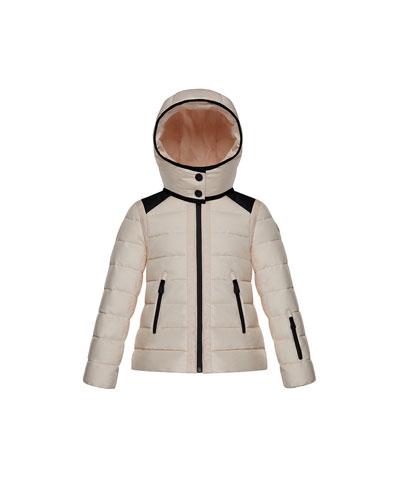 Emeraude Technical Ski Jacket, Size 8-14