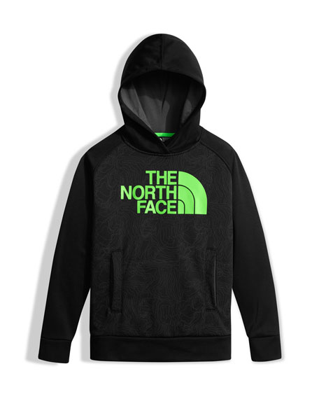 The North Face Surgent Pullover Hoodie, Boys' Size