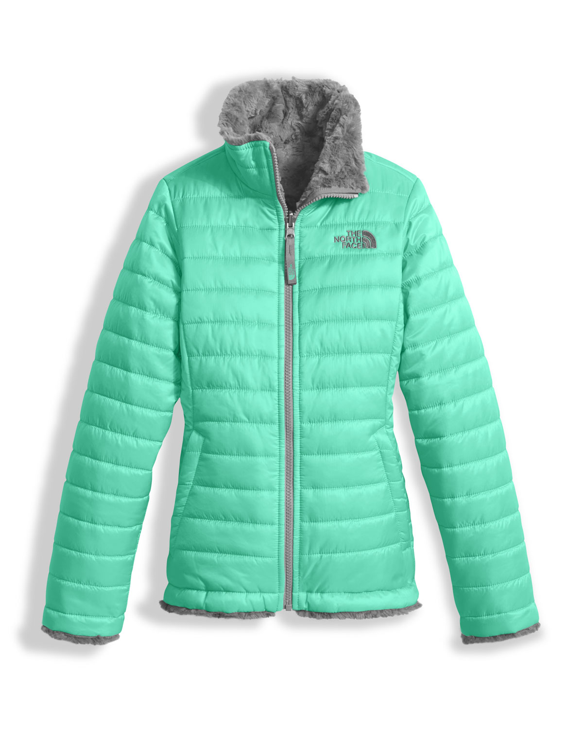 The North Face Girls  Reversible Mossbud Swirl Jacket f40f98e0f